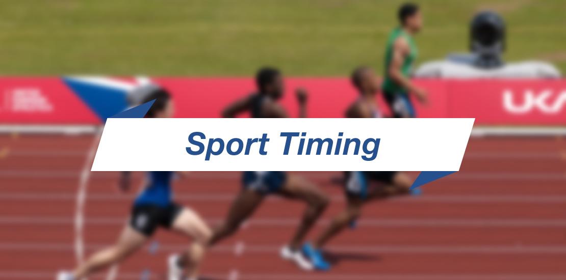 Applicazioni RFID Sport timing monitoraggio tempi