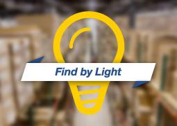Find by light Sistema di localizzazione RFID