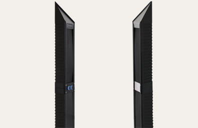 Slim Gate - Lettore a colonna realizzato con tecnologia Slim UHF