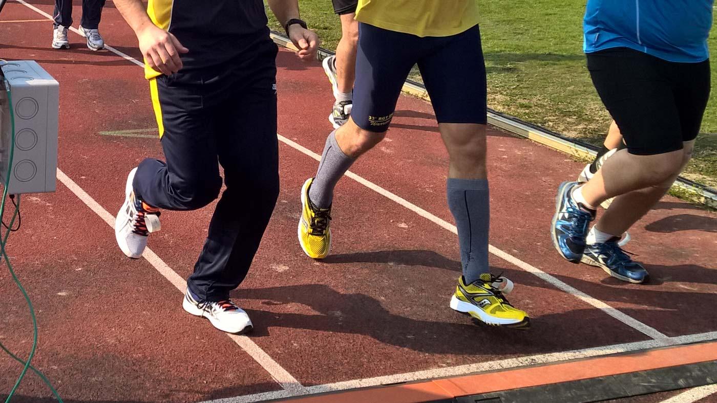 Sport Timing - Sistema RFID a tag passivi per il rilevamento dei tempi applicazione