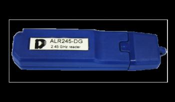 ALR245DG lettore RDID tag attivi USB chiusa
