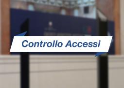 Controllo accessi con sistema RFID: IDnova Slim Gate