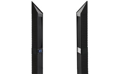 Slim Gate RFID a colonna per controllo accessi