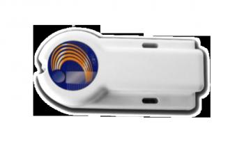 ABG245-3S-ATRH Tag rfid attivo con sensori di temperatura, accelerazione e umidità