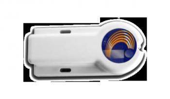 ABG245R-AP tag RFID attivo con Air Programming - 2.45 GHz