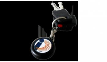 Tag RFID attivo ABG245-KF portachiavi 2