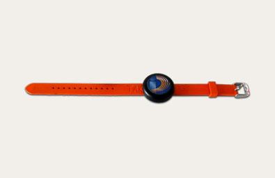 Tag RFID attivo ABG245-WRB braccialetto da polso