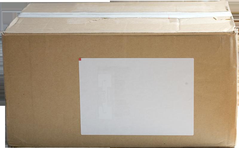 etichette rfid per la logistica box logistic label