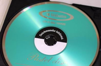 Disk-Label-RFID-Rotas