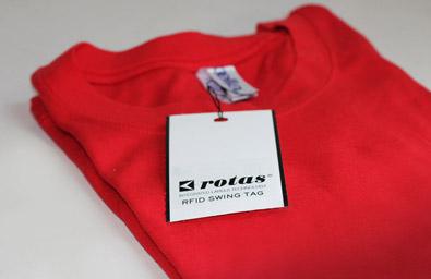 Swing-Tag-RFID-Rotas per abbigliamento