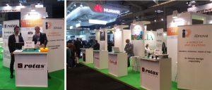 Rotas e IDnova - Soluzioni RFID a Smart City Expo 2016