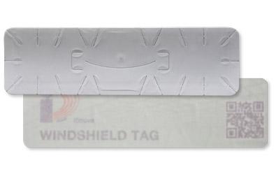 WINDSHIELD tag parabrezza