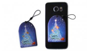 CARD NFC con led luminosi