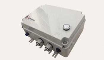 Lettore UHF long range 2 canali grey