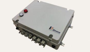 Lettore UHF long range 4 canali grey