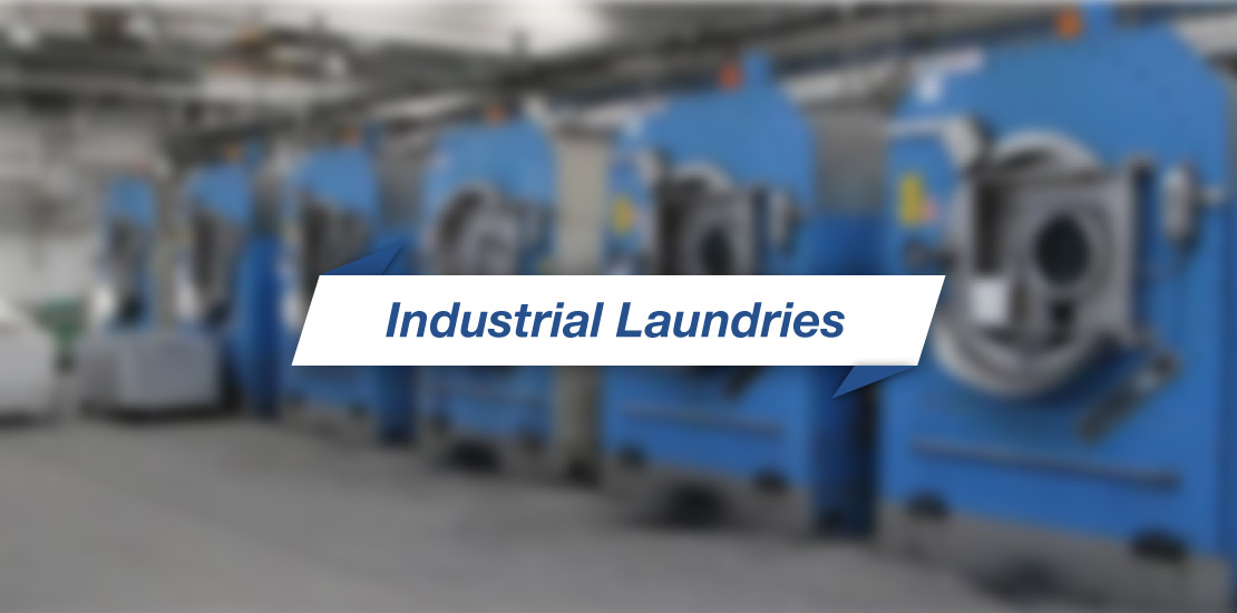 Industrial-laundries cover