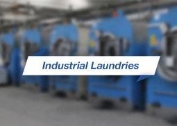 Industrial laundries