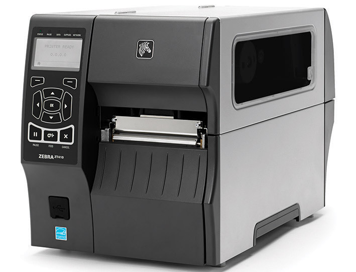 Stampante RFID industriale Zebra ZT410